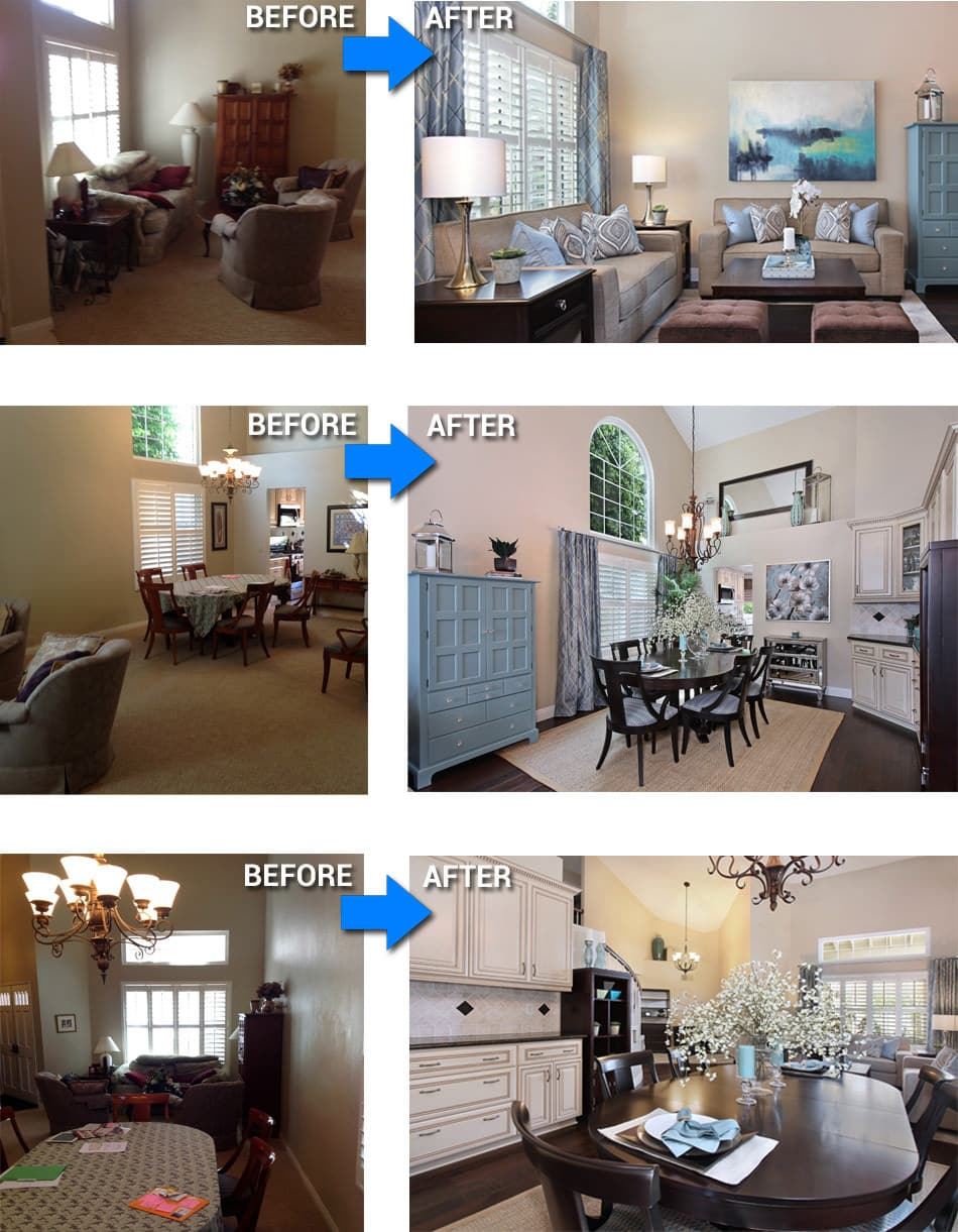 Before & After Photos - Trabuco Canyon