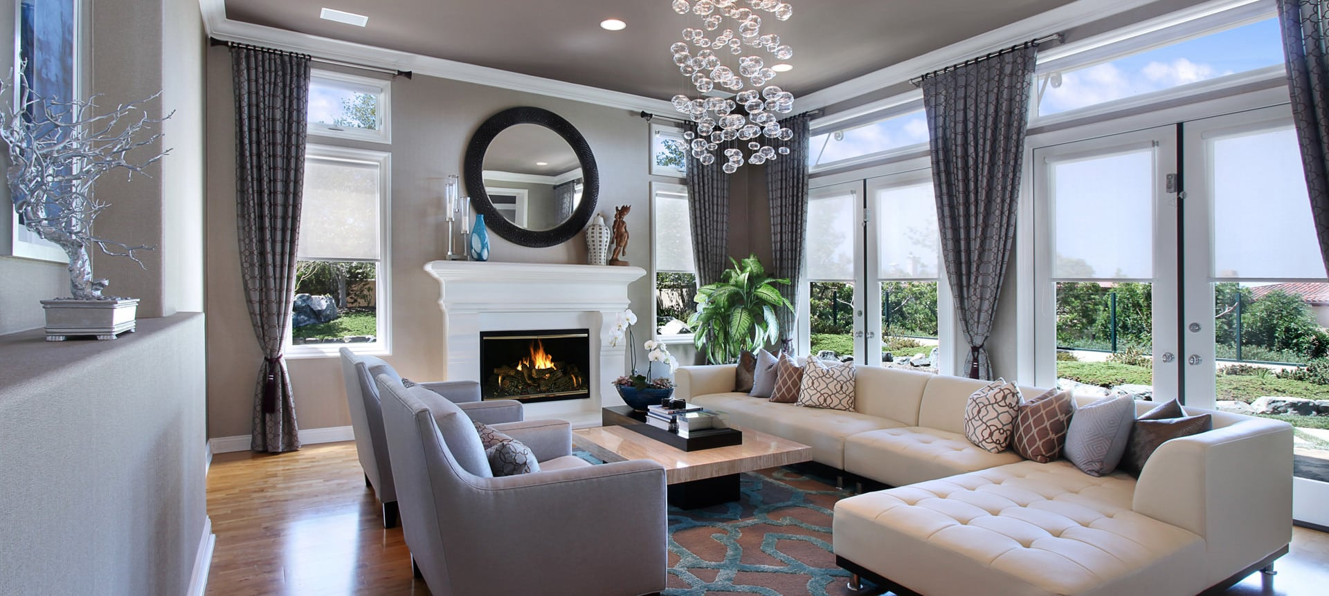 Top Residential Interior Designers Los Angeles