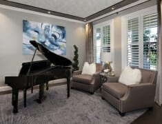 Altadena piano room