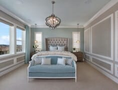 Aliso Viejo master bedroom design