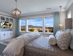 Aliso Viejo bedroom design